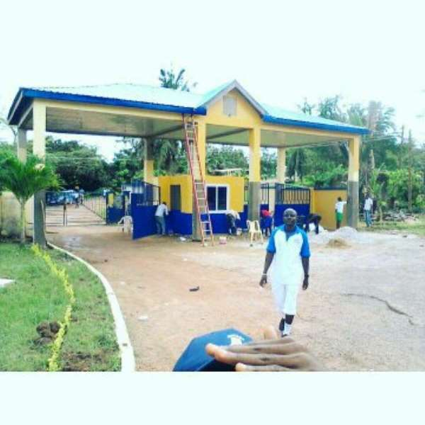 Is Nsein Senior High School, The Covid-19 Slave Dungeon Of Ghana's Western Region?