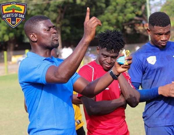 MTN FA Cup: Hearts of Oak return to training ahead of Medeama SC meeting