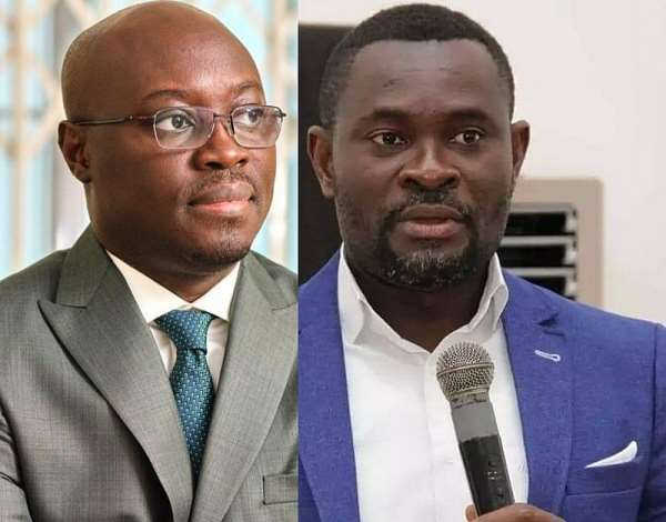 John Kumah rubbishes Ato Forson's 'lame' suggestion to seek urgent debt relief from IMF