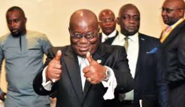 'King Promise' Akufo-Addo's 88 hospitals & the national vaccine institute, should we believe the President?