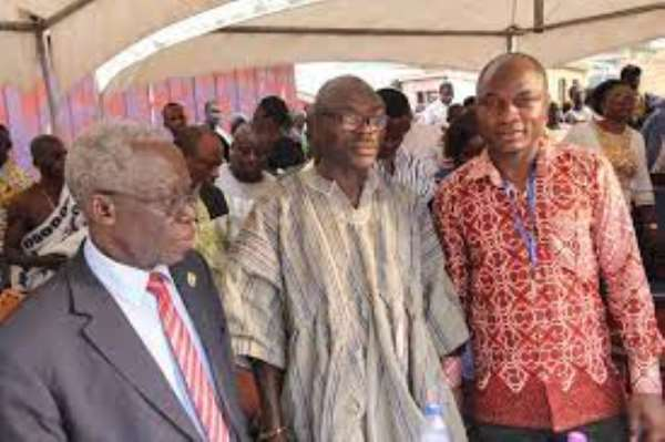 We'll run to court if disrespectful, vision lacking Achiase DCE reappointment is not revoked — Angry youth to Akufo-Addo