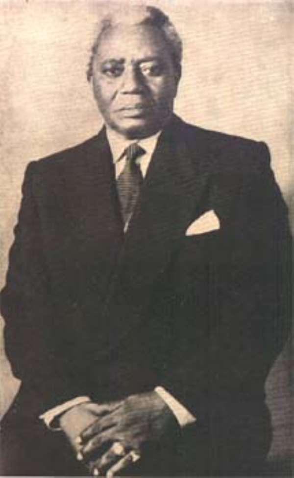 The Enduring Legacy Of Dr. J. B. Danquah – Part 20 (Final)