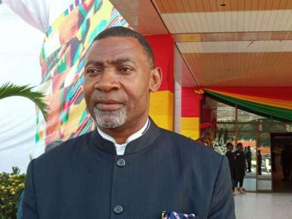 Evangelist Lawrence Tetteh Celebrates Amissah-Arthur