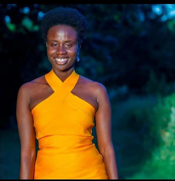 British Ghanaian woman makes Miss England semi finals. The cousin of Kwasi Enin and Great niece of Akua Asabea Ayisi