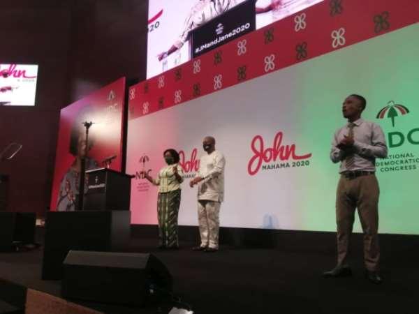 Full Text: Mahama's Speech At Naana Opoku-Agyemang Outdooring