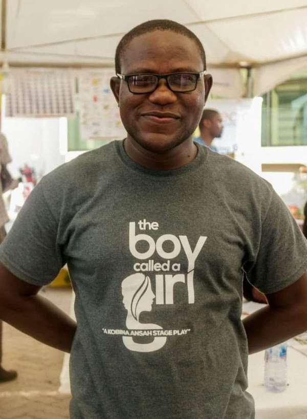 Kobina Ansah's Hit Play, The Boy Called A Girl, Returns This August
