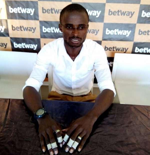 Eleven Wonders Coach Ignatius Kwame Ofosu Eyes Top Four Finish Next Season