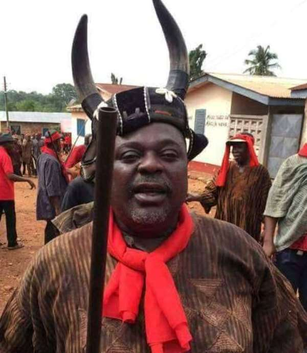 What evil men mean for wickedness God turns it around for good; I'm a son of God — Koku Anyidoho's word for NDC over his sack