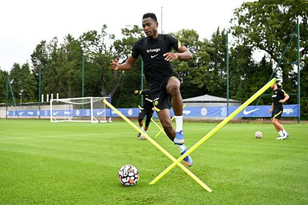 Baba Rahman: Is there a Chelsea future for Ghana star under Tuchel?