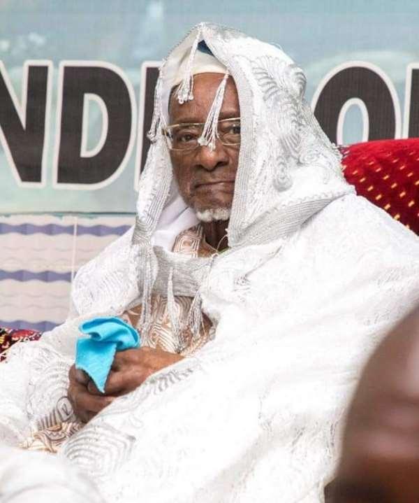 King Of Gonja,Yagbonwura Sulemana Tutumba Boresa I
