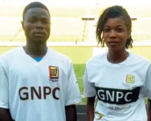 GNPC Speedsters Club Members Grab Gold For Ghana At 2019 Ecowas Games