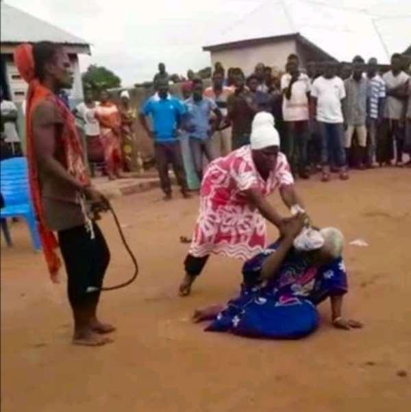 On The Kafaba Witch Lynching