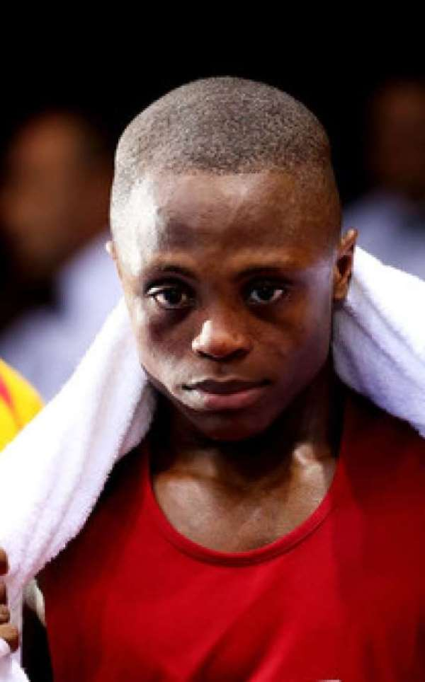 Dogboe To Return In Three Or Four Months Time