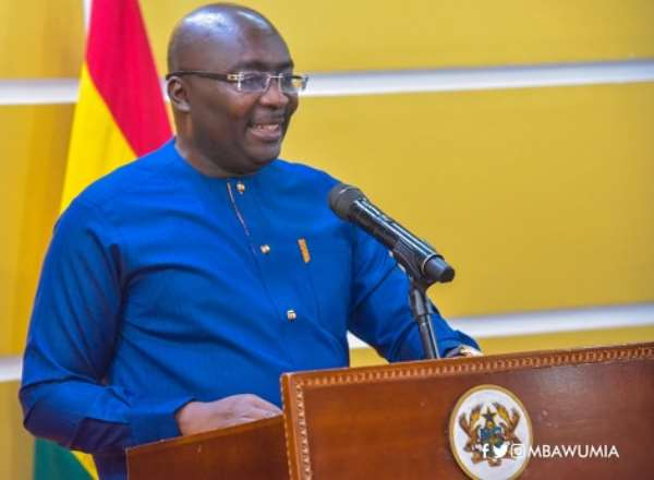 VIDEO: Central bank backed digital currencies is the way forward for a digitized Africa — Bawumia