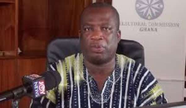We're ready to organise fresh election in Assin North — EC