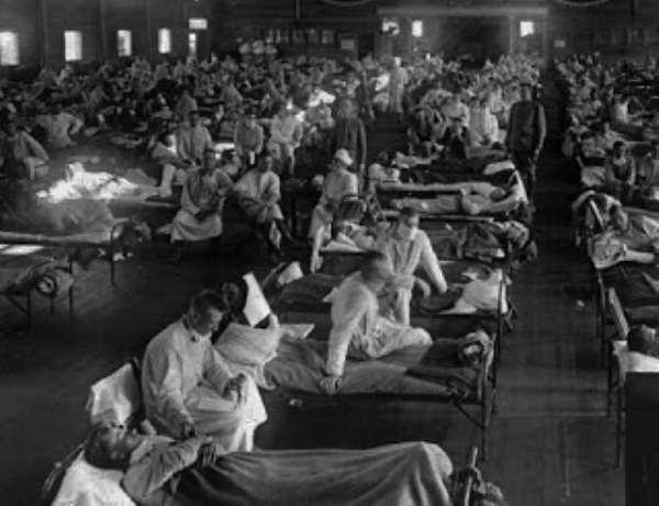 Influenza victims