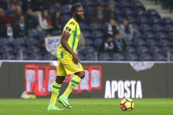 Sulley Muniru's Contract Terminated By Portuguese Club