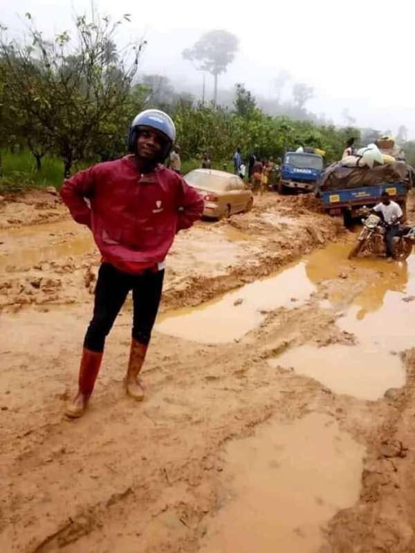 Bolga-Bawku Road: We Are Not Beggars- We Hold Our Calabash Asking For Our Fair Share Of The National
