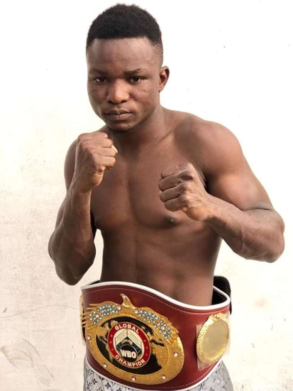 Wasiru's World Title Hopes On Course