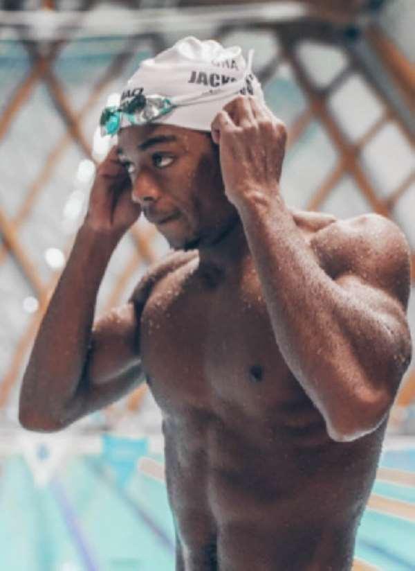 Tokyo 2020: Abeiku Jackson breaks Ghana Men's 100m Butterfly but misses Olympic semifinals berth