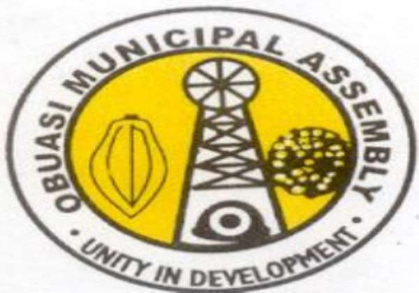 Obuasi Municipal Assembly Ranked 11th In MMDAs Performance Contract; 2nd Best In Ashanti Region