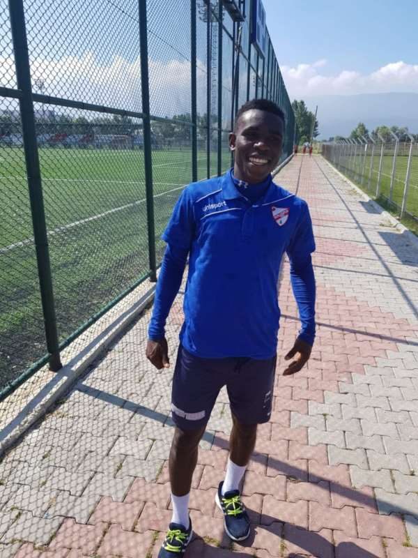 Former Ghana U-17 Forward Patmos Arhin Set To Sign For Turkish Side Boluspor