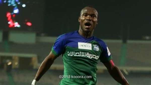 Ghanaian Striker John Antwi Set To Battle For Goal King Gong In Egypt This Season