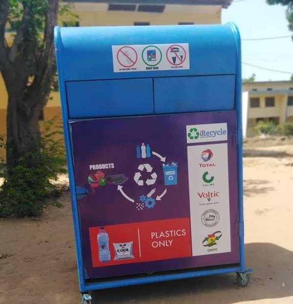 Student Nurse Of Korle Bu NMTC Introduces Innovative Waste Management System