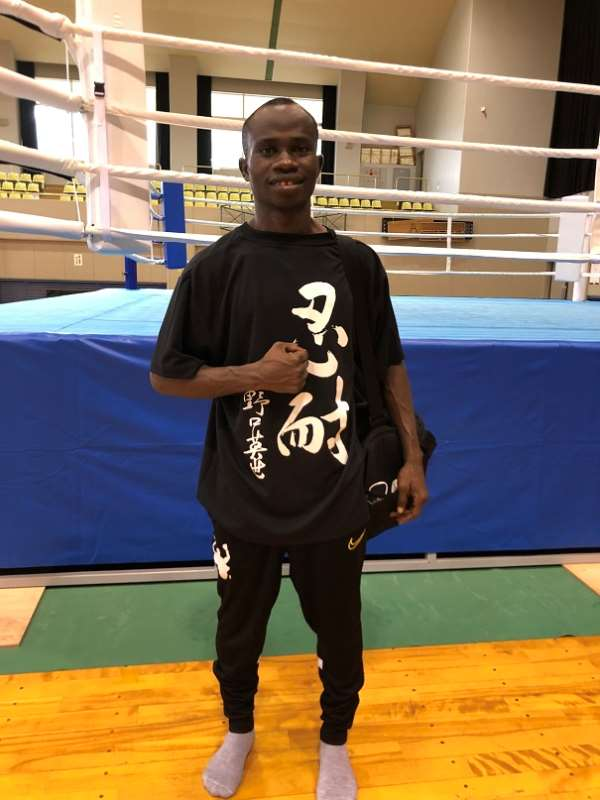 Tokyo 2020: Black Bombers' Tetteh and Takyi optimistic of entering medal zone