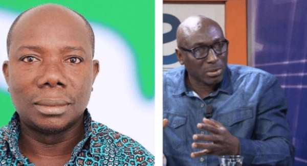 You disappointed Assin North MP, you abandoned him in court – NPP's Nimako jabs Amaliba