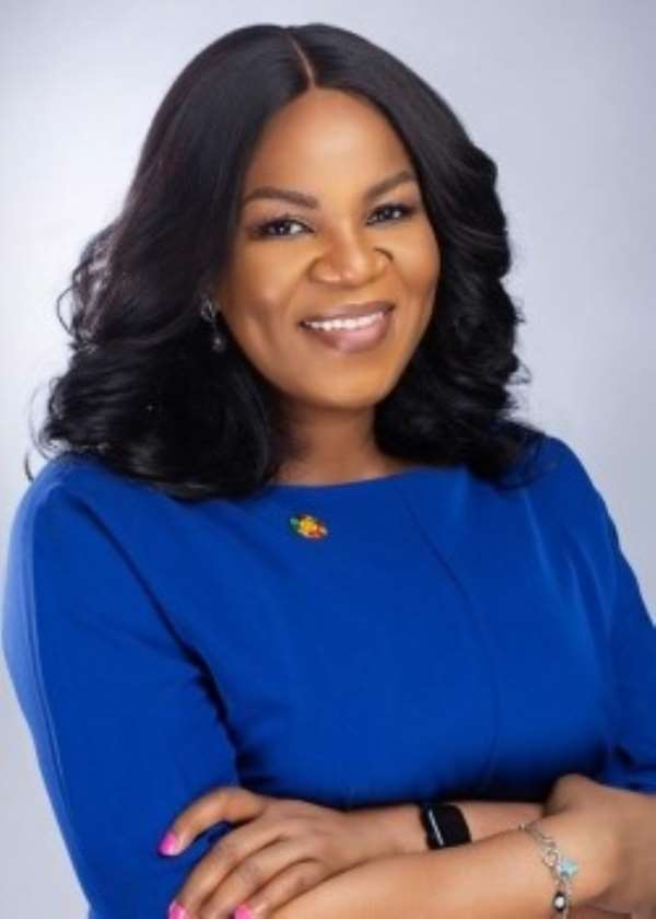 Damilola Ogunbiyi, CEO and Special Representative of the UN Secretary-General for Sustainable Energy for All and Co-Chair of UN-Energy