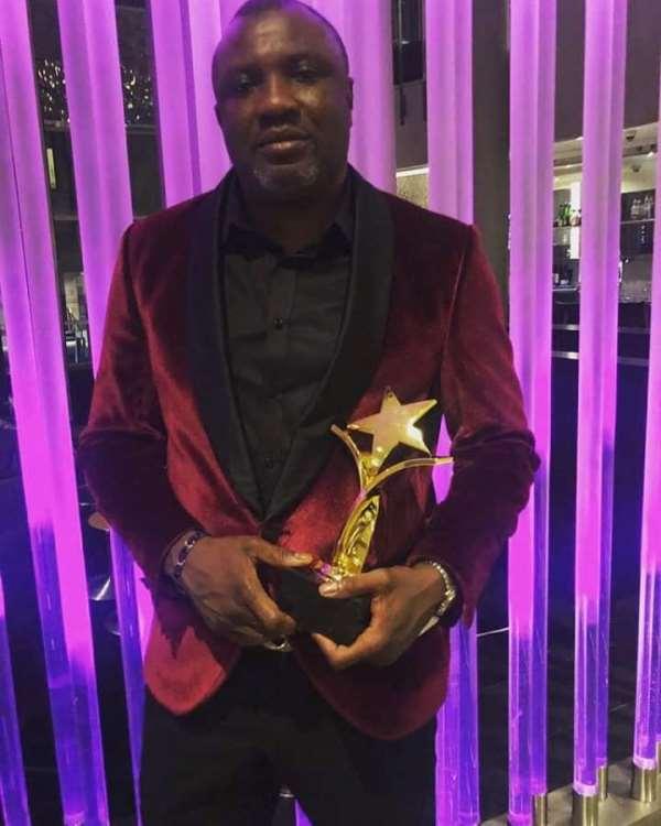 Alordia Eric Shines At Ghana Entertainment Awards USA
