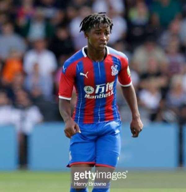Ghanaian Teenager David Boateng Sign Contract Extension At Crystal Palace