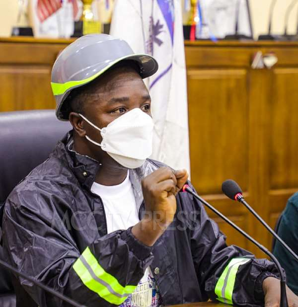Monrovia City Government Launches Intensive Clean-up Campaign; Strongly Warns Monrovians to adhere to Health Protocols