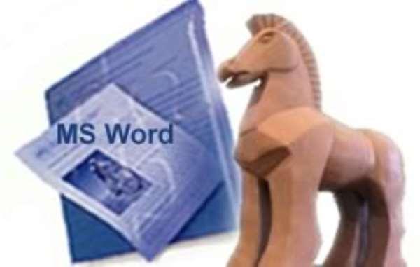 New Trojan Targets Microsoft Word