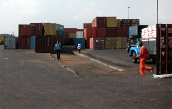 Container From Montreal Impounded