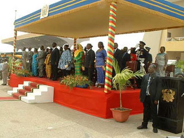 Ghana a beacon of democracy in conflict region