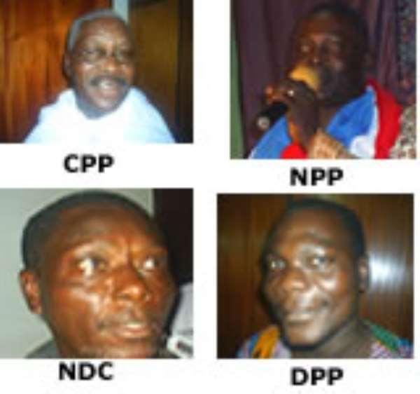 NDC wins Odododiodoo bye-elections