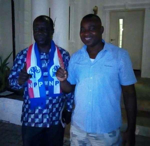 Abankwah-Yeboah Needs Total Endorsement - Chairman Wontumi