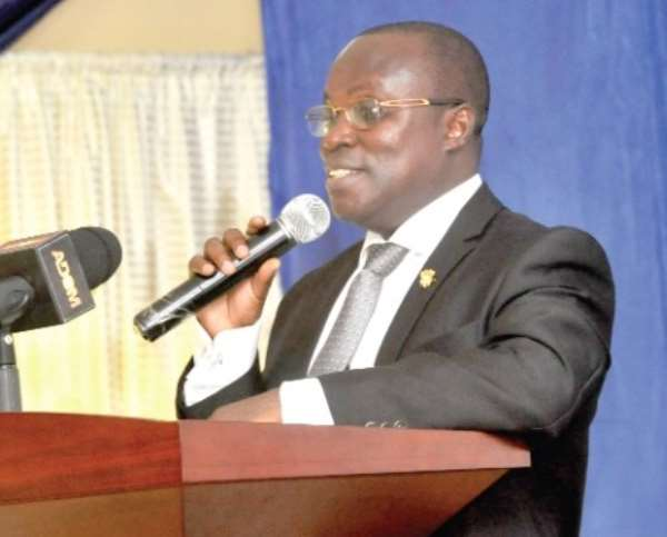 Government Committed To Provide Western Region With A New Hospital - Deputy Minister