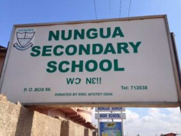 Nungua SHS Survives 'Ghost Scare'