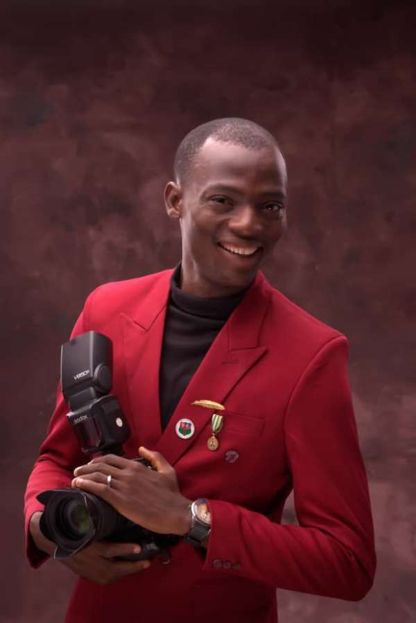 Olawoyin Smile, International Documentary Photographer