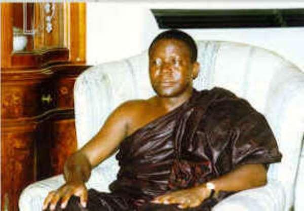 Asantehene assures ethnic groups in Ashanti