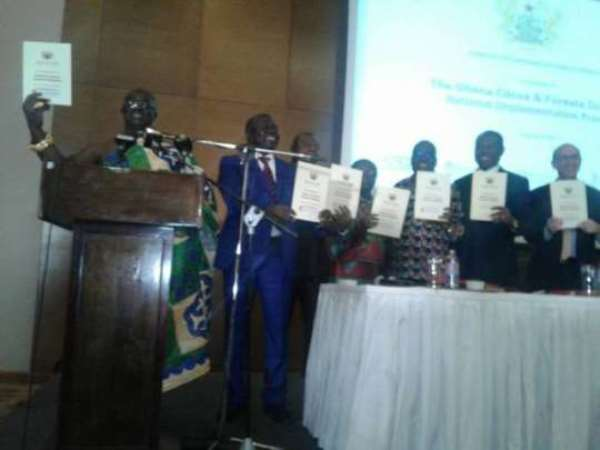 National Implementation Plan On Cocoa And Forest Initiative Launched