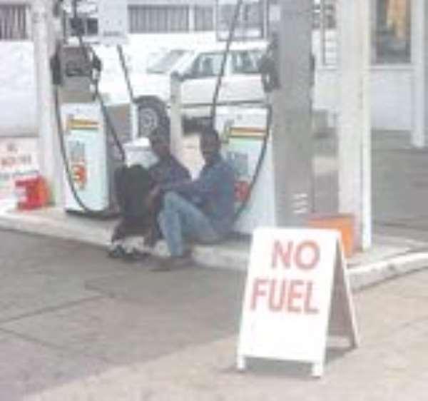 Petrol Rationing (0)