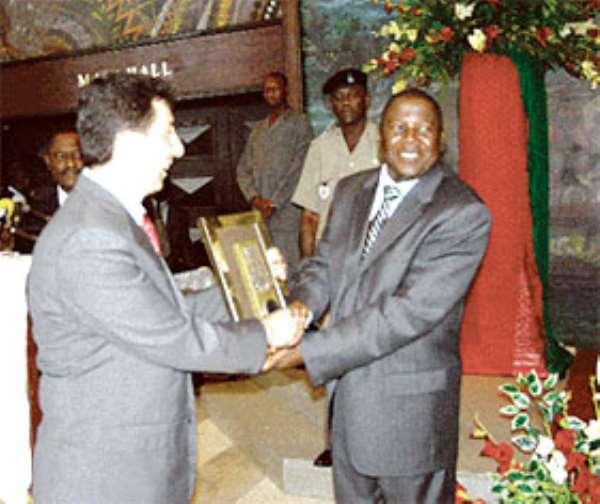 Scancom is Ghana's best company