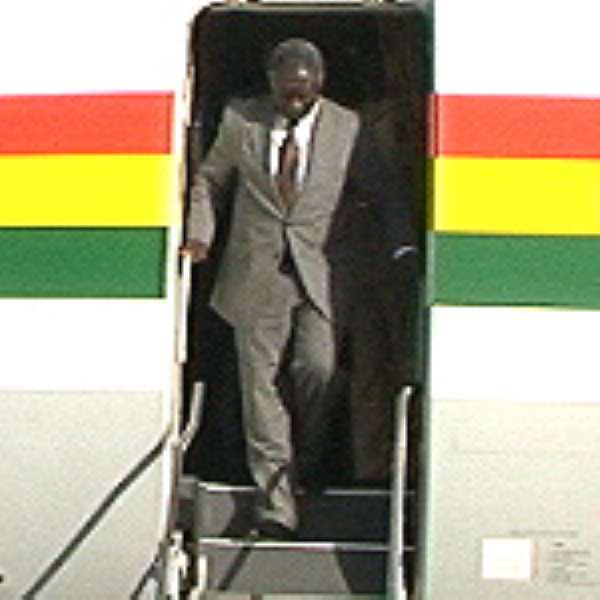 President returns from C'wealth summit