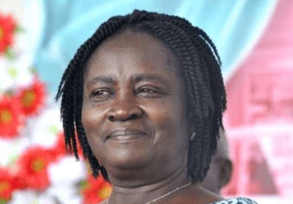 Naana Opoku-Agyemang