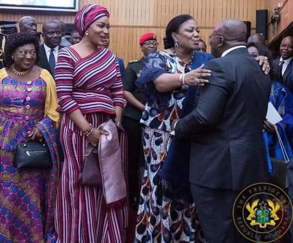 'Paying your wife and Bawumia's wife cabinet minister-equivalent salaries shows clearly you've lost it' – NDC to Akufo-Addo