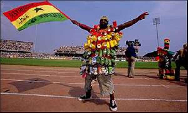 Ghana Soccer Passing Into Oblivion